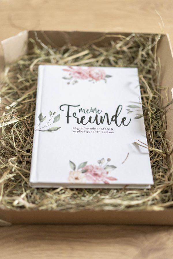 Freundebuch für Erwachsene